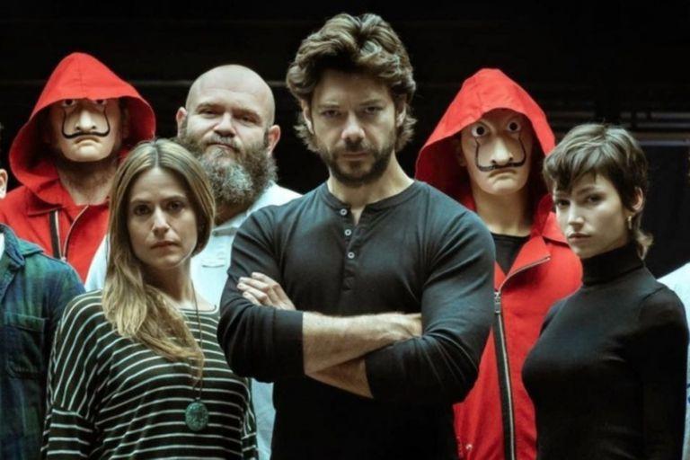 A diez días del estreno de la cuarta temporada, La Casa de Papel lanzó un nuevo trailer