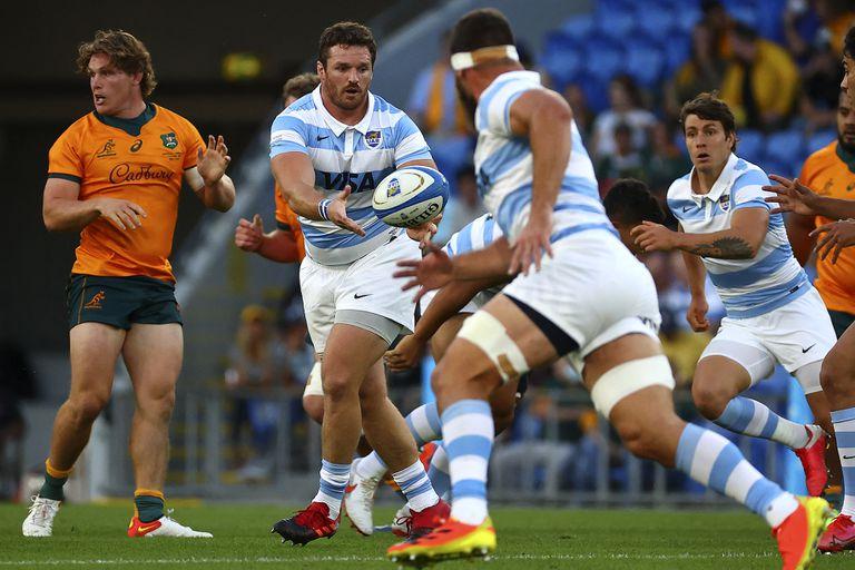 Los Pumas cerraron el Rugby Championship con seis caídas en seis presentaciones