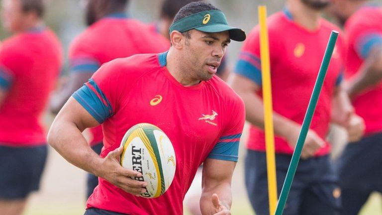 Bryan Habana y su nuevo rol en los Springboks
