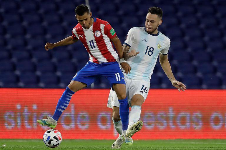 Argentina-Paraguay: la selección debió resignarse a un empate con sabor a poco