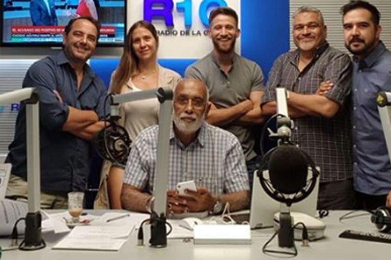 Oscar González Oro informó que las autoridades de Radio 10 levantaron su ciclo en la emisora