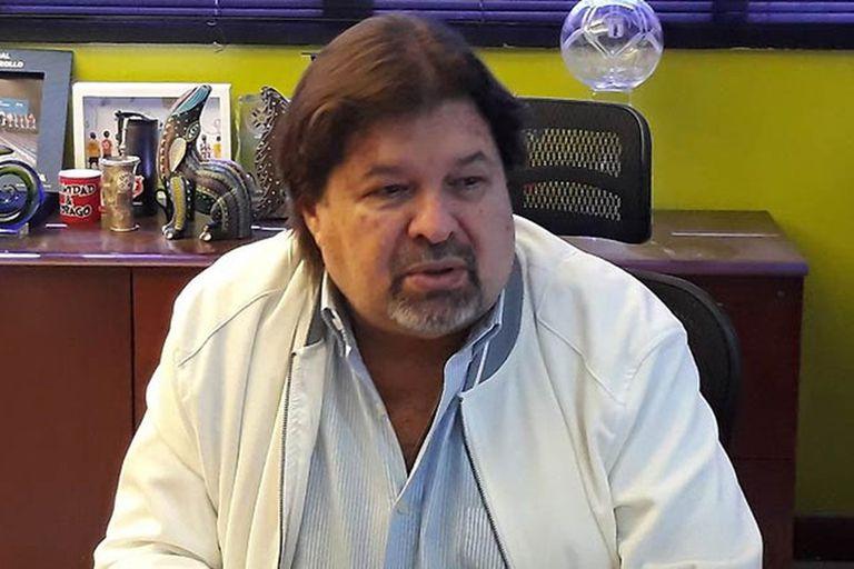 Fútbol. Murió el presidente de la Federación venezolana tras 16 días de arresto