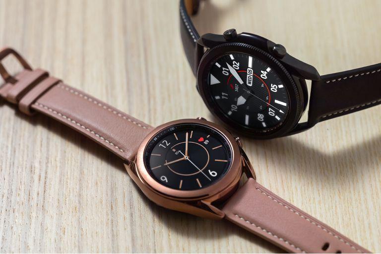 Galaxy Watch3: probamos el reloj, tradicional y tecnológico en partes iguales