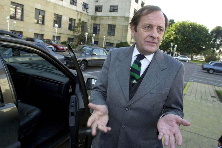 Renuncia. El juez Canicoba Corral cobrará más de $300.000 de jubilación