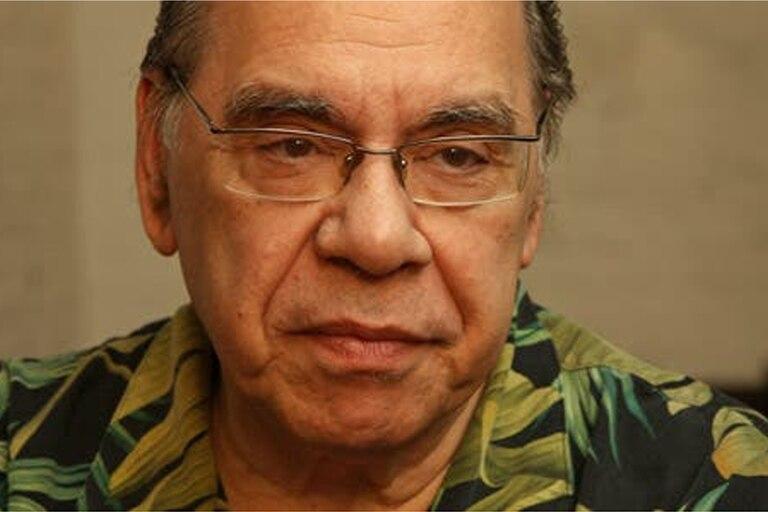 """La cuarentena de Enrique Pinti: """"No salgo a la calle desde el 9 de marzo"""""""