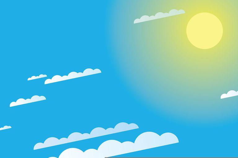 El pronóstico del tiempo para Santa Rosa del Conlara para el martes 8 de diciembre. Fuente: Augusto Costanzo
