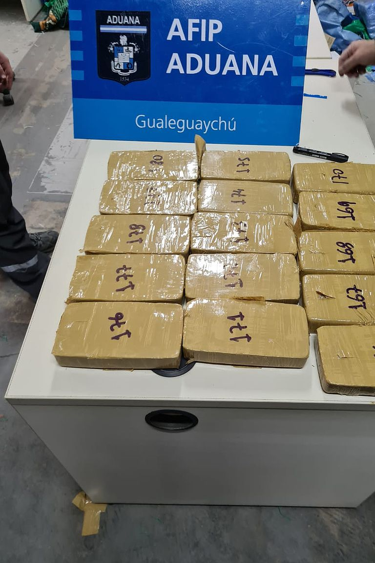 Narcotráfico: La misteriosa ruta usada para mover 215 kilos de cocaína