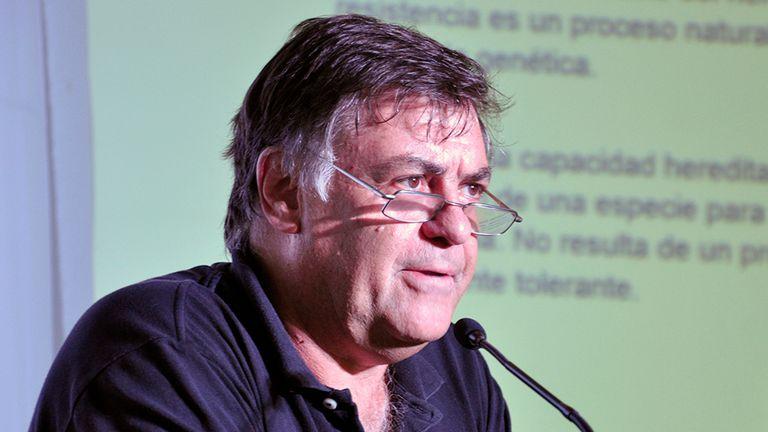 Julio Scursoni, de la FAUBA