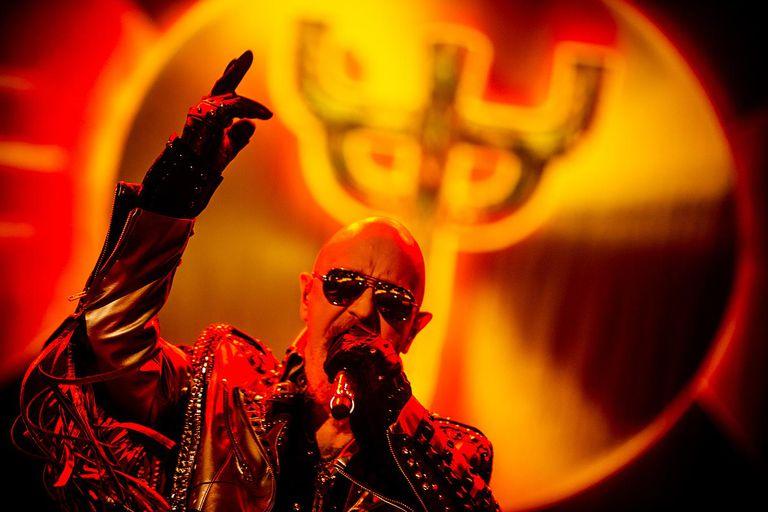 Judas Priest mostró su eterna juventud en Tecnópolis