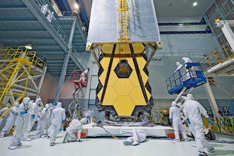 El telescopio llevó más de 10 años de construcción y millones de dólares de inversión.
