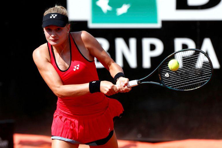 """Top 30 del mundo. La """"rapera"""" del tenis femenino, suspendida por doping"""