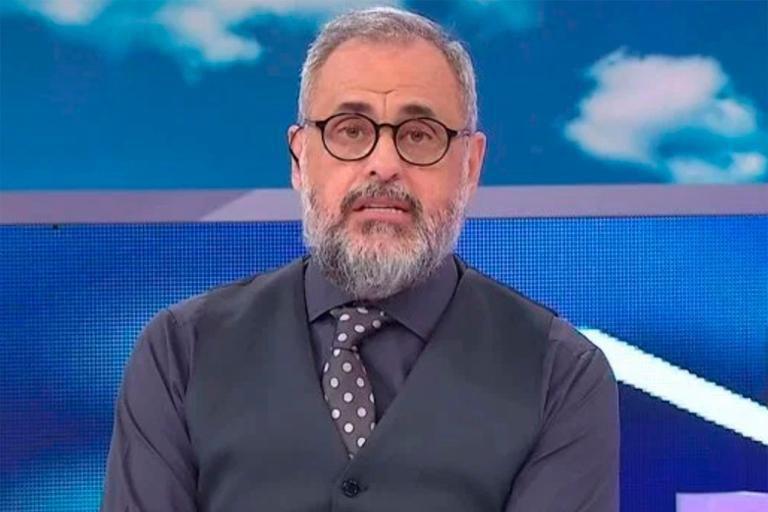 Jorge Rial en Intrusos.