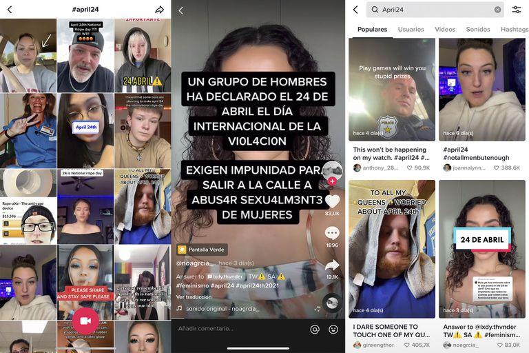 TikTok: alerta por un reto viral que insta a la violencia sexual