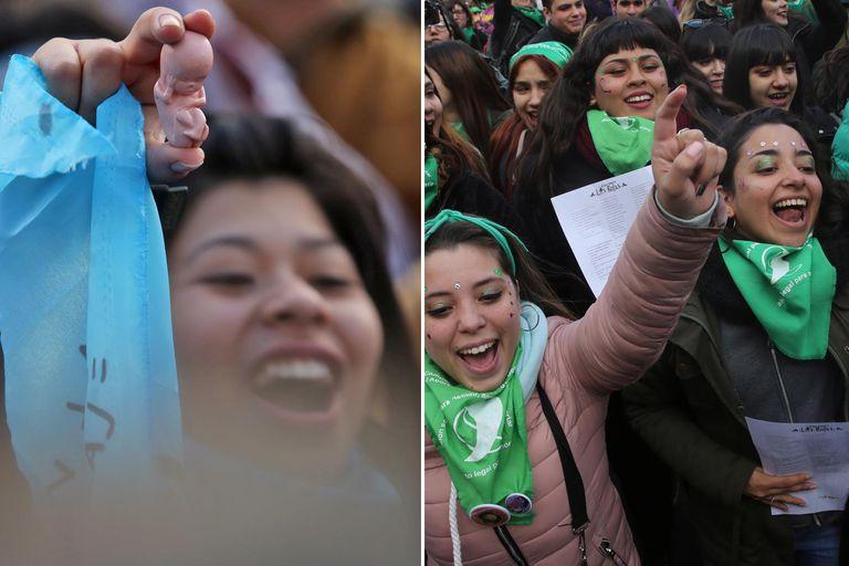 Después de meses de debate, el proyecto de ley que busca legalizar el aborto llega al Senado de la Nación
