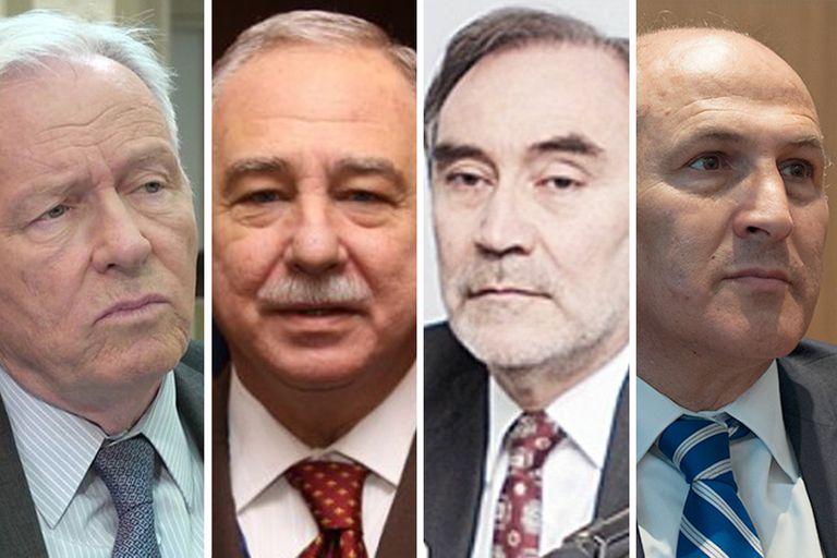 Carlos Mahiques, Eduardo Riggi, Leopoldo Bruglia y Javier De Luca; otros de los alcanzados por la resolución de la Anses