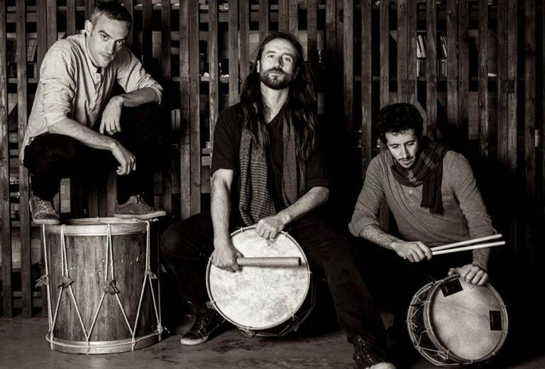 El trío Kalakan y su música de tiempos casi ancestrales