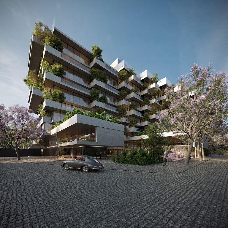 El proyecto se terminará de construir y entregar en 2023