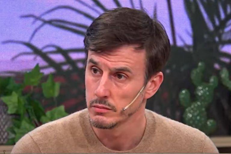 Roberto García Moritán sorprendió con una inesperada respuesta cuando le preguntaron por Benjamín Vicuña