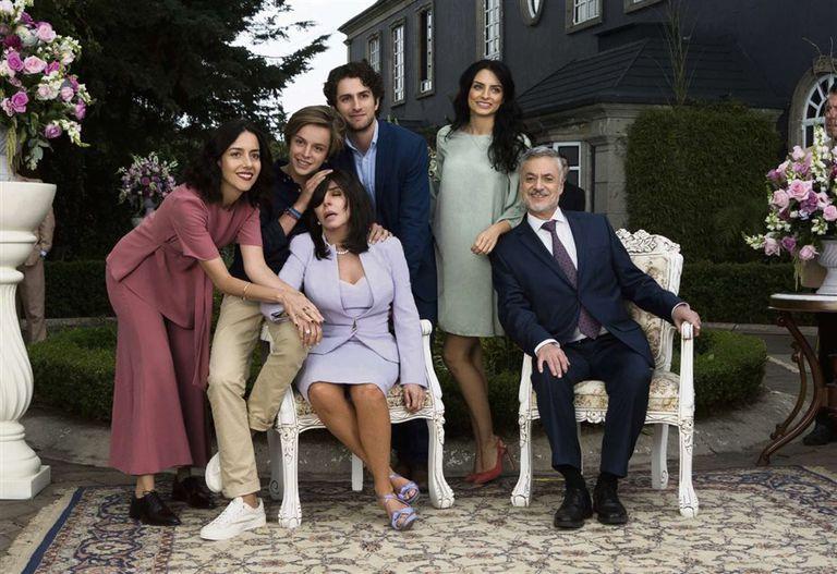 Verónica Castro no será parte de la segunda temporada de La casa de las flores
