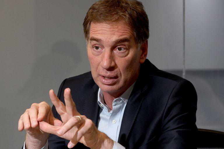 Diego Santilli presentó su renuncia como vicejefe de gobierno porteño