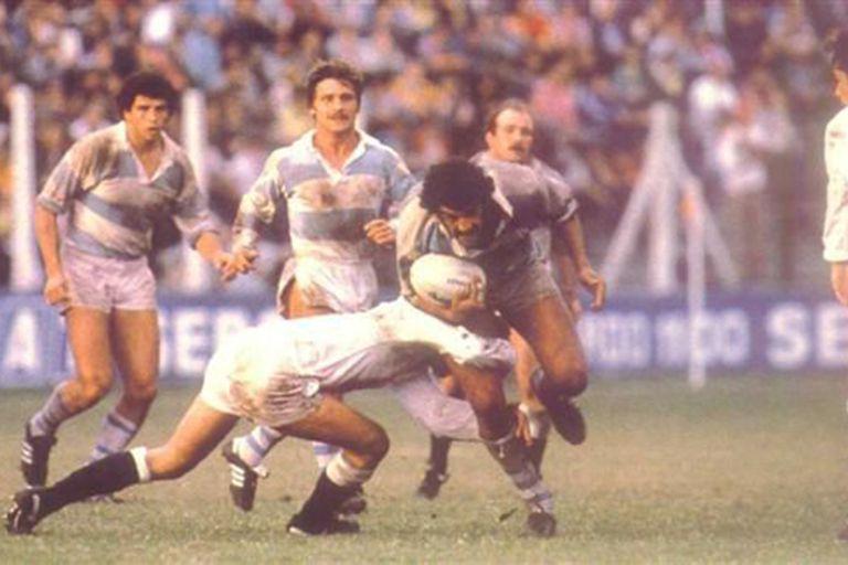 Siempre al frente: el Chapa Branca, en sus tiempos como Puma