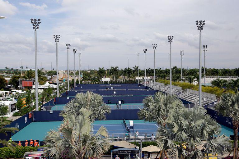 El Miami Open ya tiene su nuevo hogar, en la casa de los Miami Dolphins y los Miami Hurricanes.