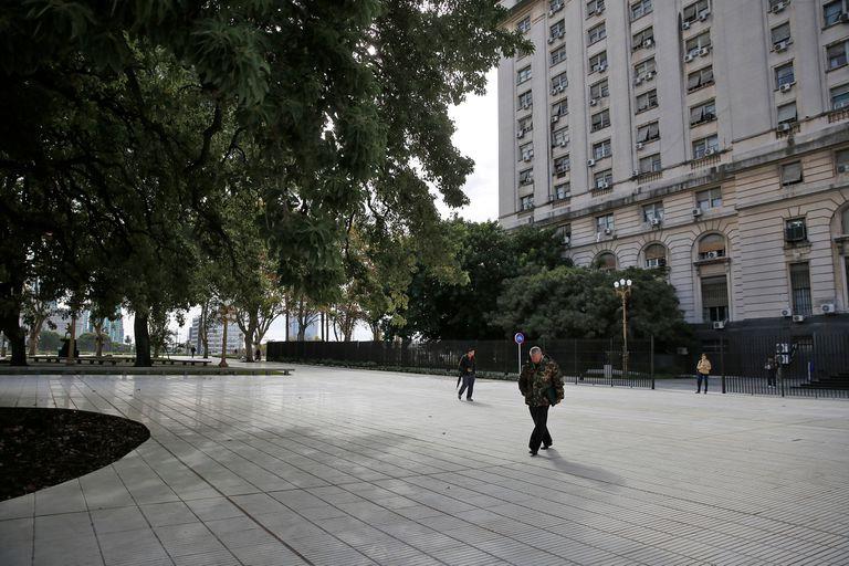 Se trata de la propuesta de revalorización del centro porteño, que unifica y recupera diez hectáreas de parques, plazoletas y plazas