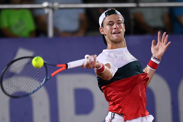Schwartzman, en las semifinales del ATP de Córdoba