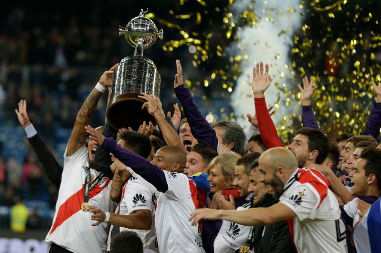 River obtuvo su 4ta Libertadores