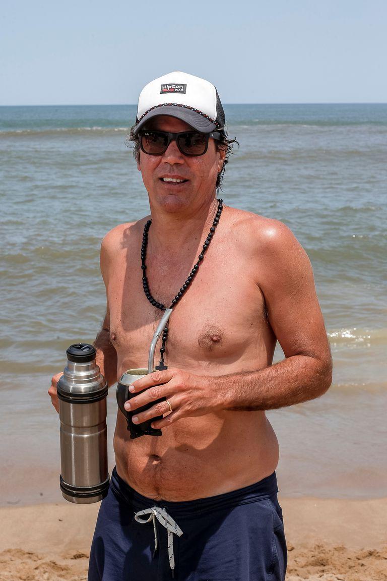 José María Arechavaleta contó detalles del mate uruguayo y dijo que el que ceba es el dueño del mate