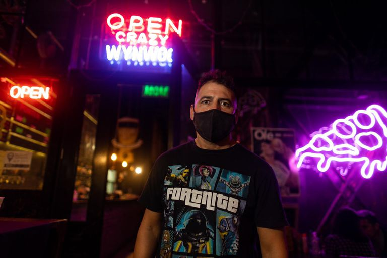 Para muchos bares y restaurantes, la situación económica es crítica