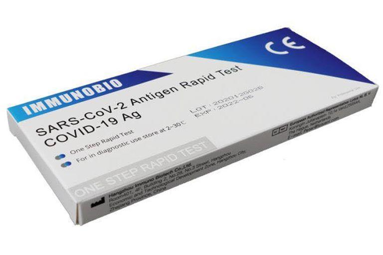 El Gobierno bonaerense prohibió la comercialización de tests rápidos de coronavirus en las farmacias de todo el distrito