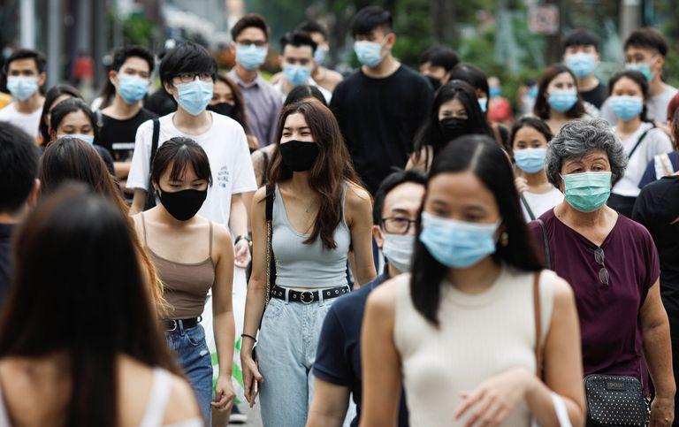 El país de Covid cero que fue ejemplo para pasar la pandemia y que ahora sufre por la reapertura