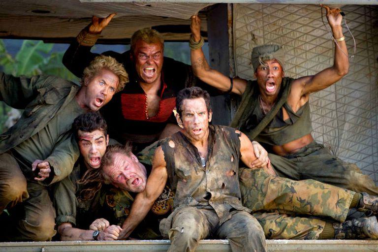 Una guerra de película: Ben Stiller en su pico como director
