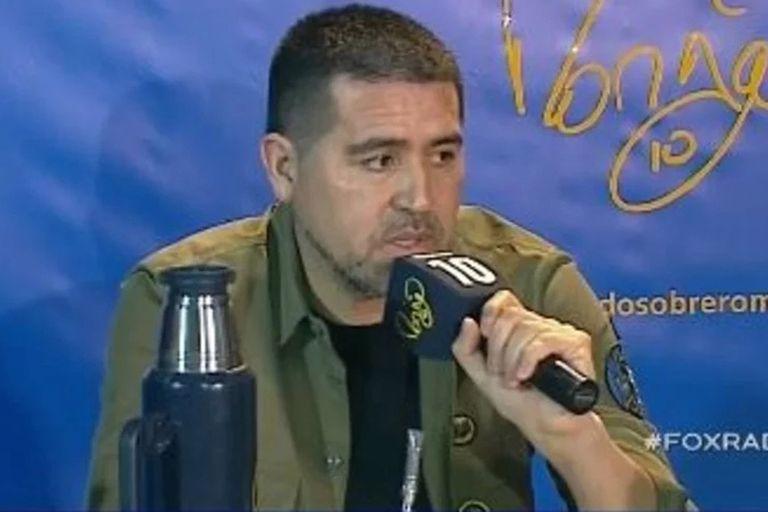 Riquelme tomó la palabra y dejó la puerta abierta a ocupar un alto cargo en Boca