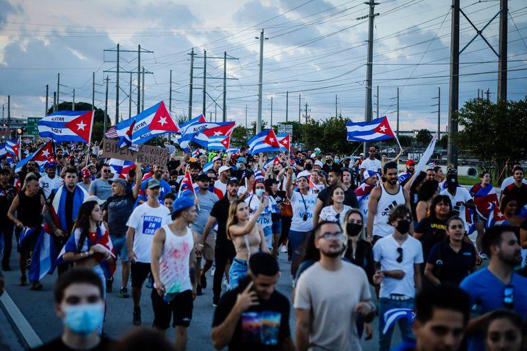 Hialeah es el corazón del exilio cubano en Florida