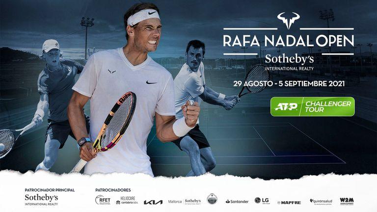 20-07-2021 Rafa Nadal Open by Sotheby's International Realty EUROPA ESPAÑA EUROPA DEPORTES ISLANDIA ISLAS BALEARES RAFA NADAL OPEN BY SOTHEBY'S INTERNATIONAL REALTY