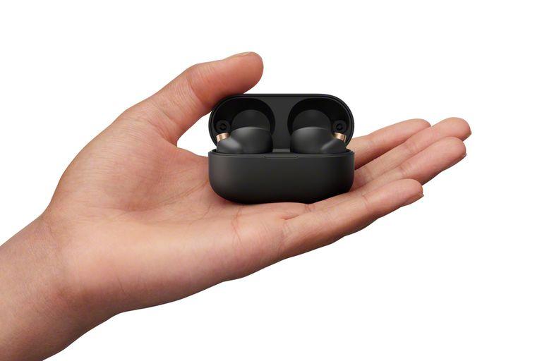 Así son los nuevos auriculares Bluetooth Sony WF-1000XM4