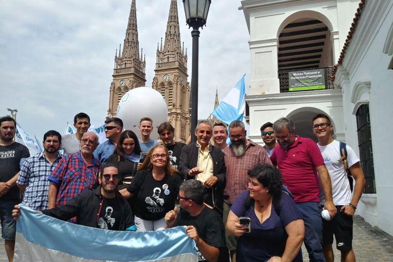 Peronistas por la vida: los dirigentes del PJ que marcharon contra el aborto