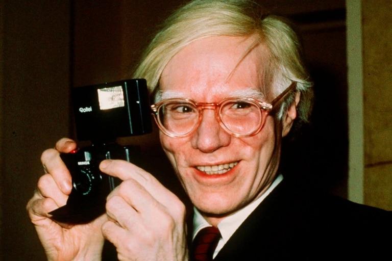 El artista Andy Warhol