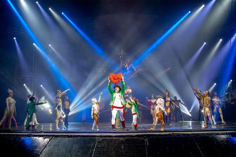 Circo Servián
