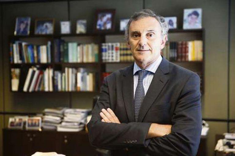 Claudio Cesario, presidente de ABA