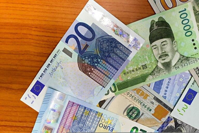 Euro hoy en Argentina: a cuánto cotiza hoy jueves 24 de diciembre