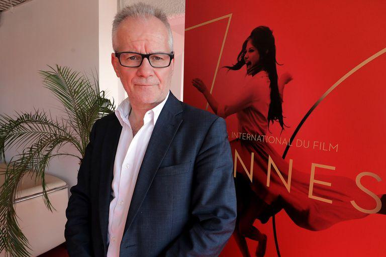 Thierry Frémaux, director del festival de Cannes, habitual visitante de nuestro país