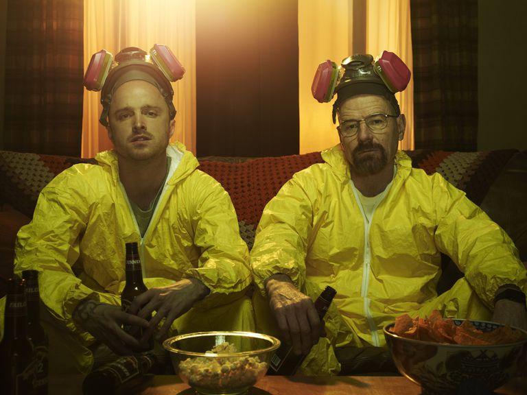 Jesse Pinkman y Walter White, dos socios inesperados