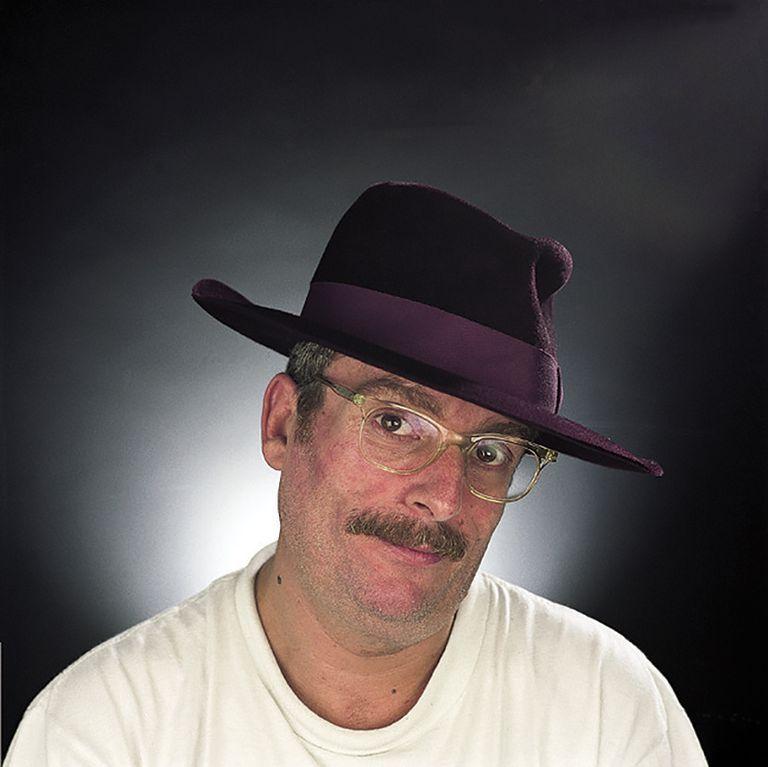 Kuropatwa con el sombrero que usó Charly en Tango 4.