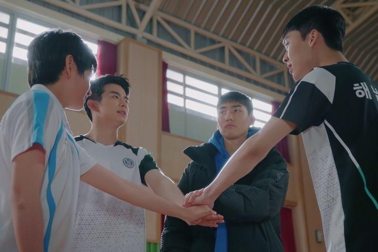 Una tierna historia de amistad y familia desde Corea del Sur
