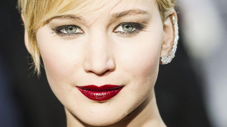 Jennifer Lawrence, una figura indiscutida en Hollywood