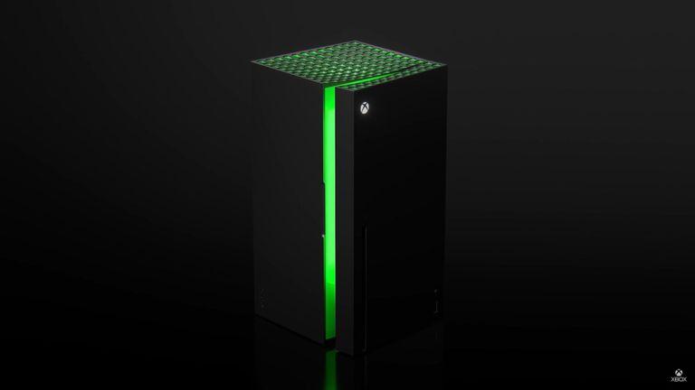La heladerita Xbox Mini Fridge que Microsoft venderá a los gamers