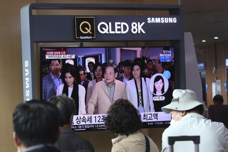 Samsung: los herederos venden sus Picasso y Monet para pagar un impuesto récord